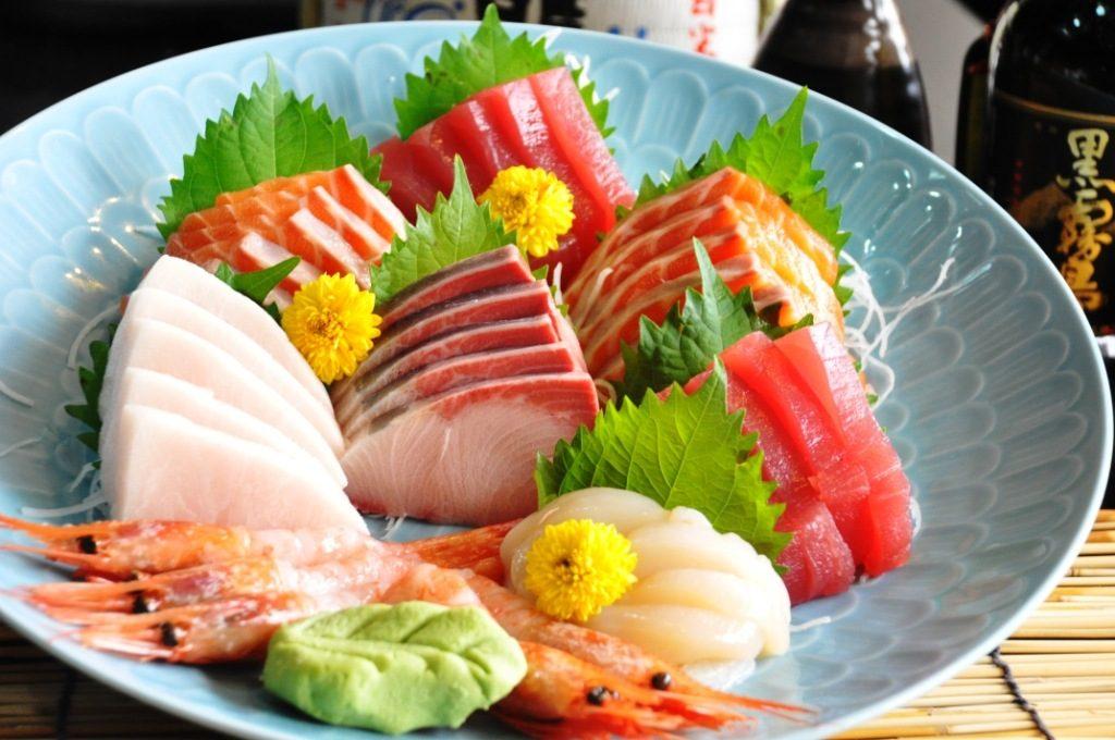 Các món ăn từ cá hồi tốt cho đôi mắt cận thị