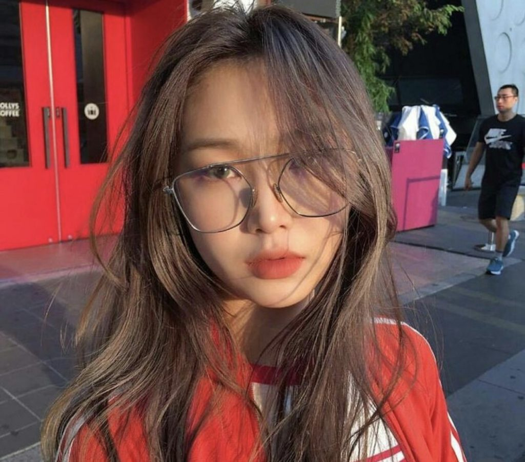 Gọng Kính Kim Loại GKL041