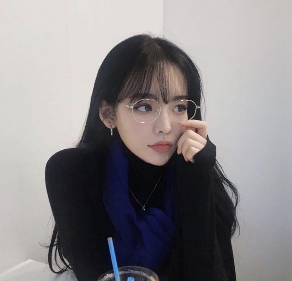 gọng kính cận nữ đẹp rẻ