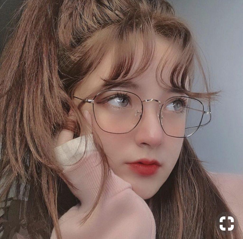 các mẫu kính cận nữ đẹp