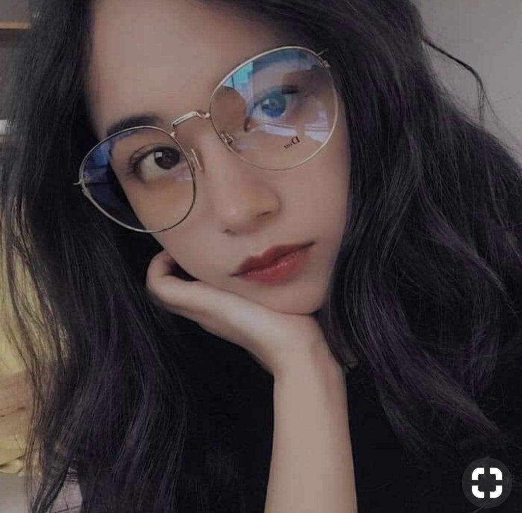 gọng kính cận nữ đẹp