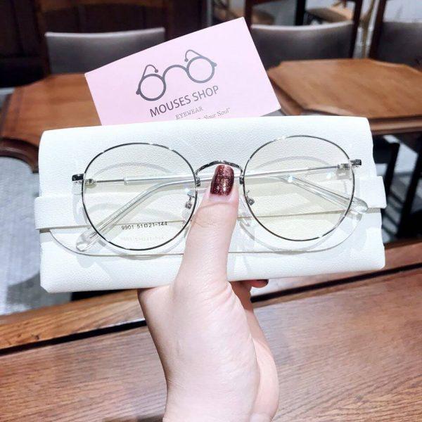 kính mắt tròn nam nữ đẹp giá rẻ