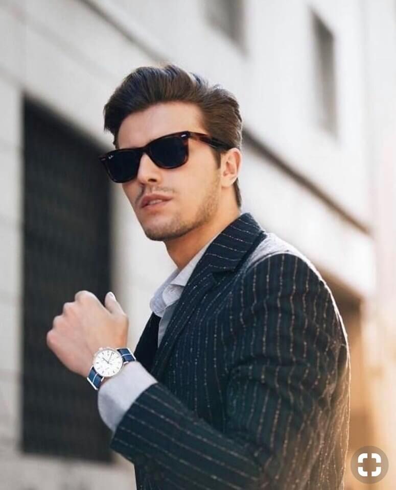 kính mát thời trang nam