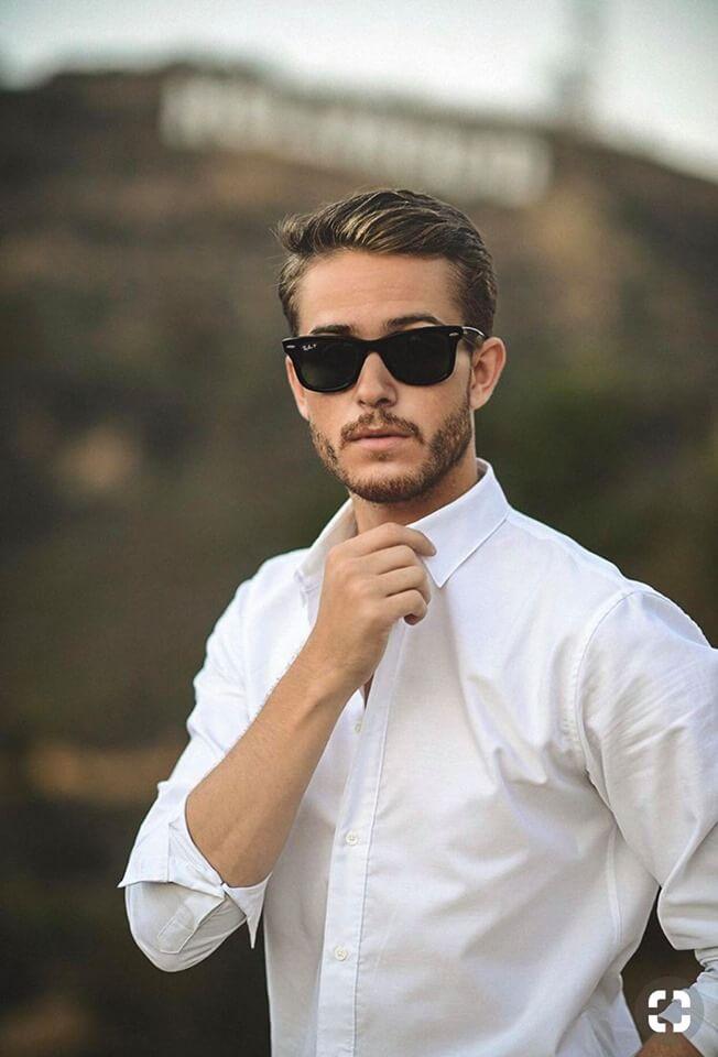 kính mát thời trang nam cao cấp