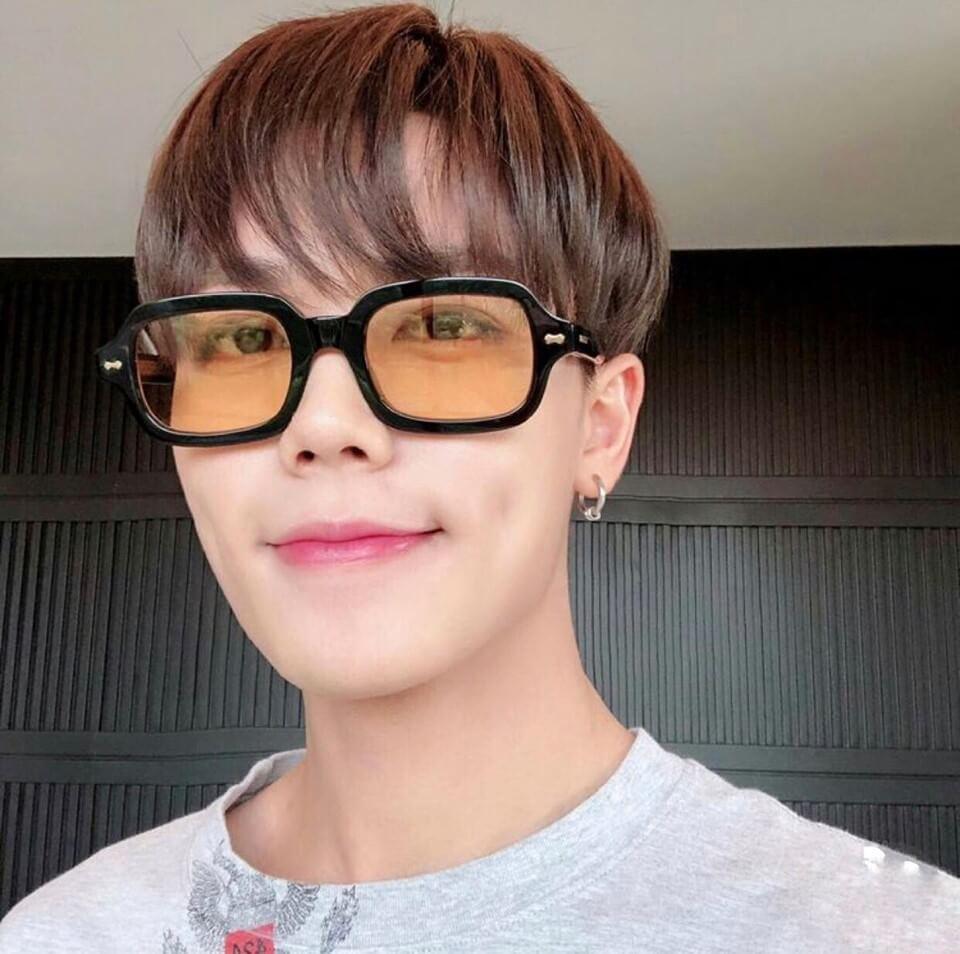 kính râm nam Hàn Quốc đẹp sale 30%