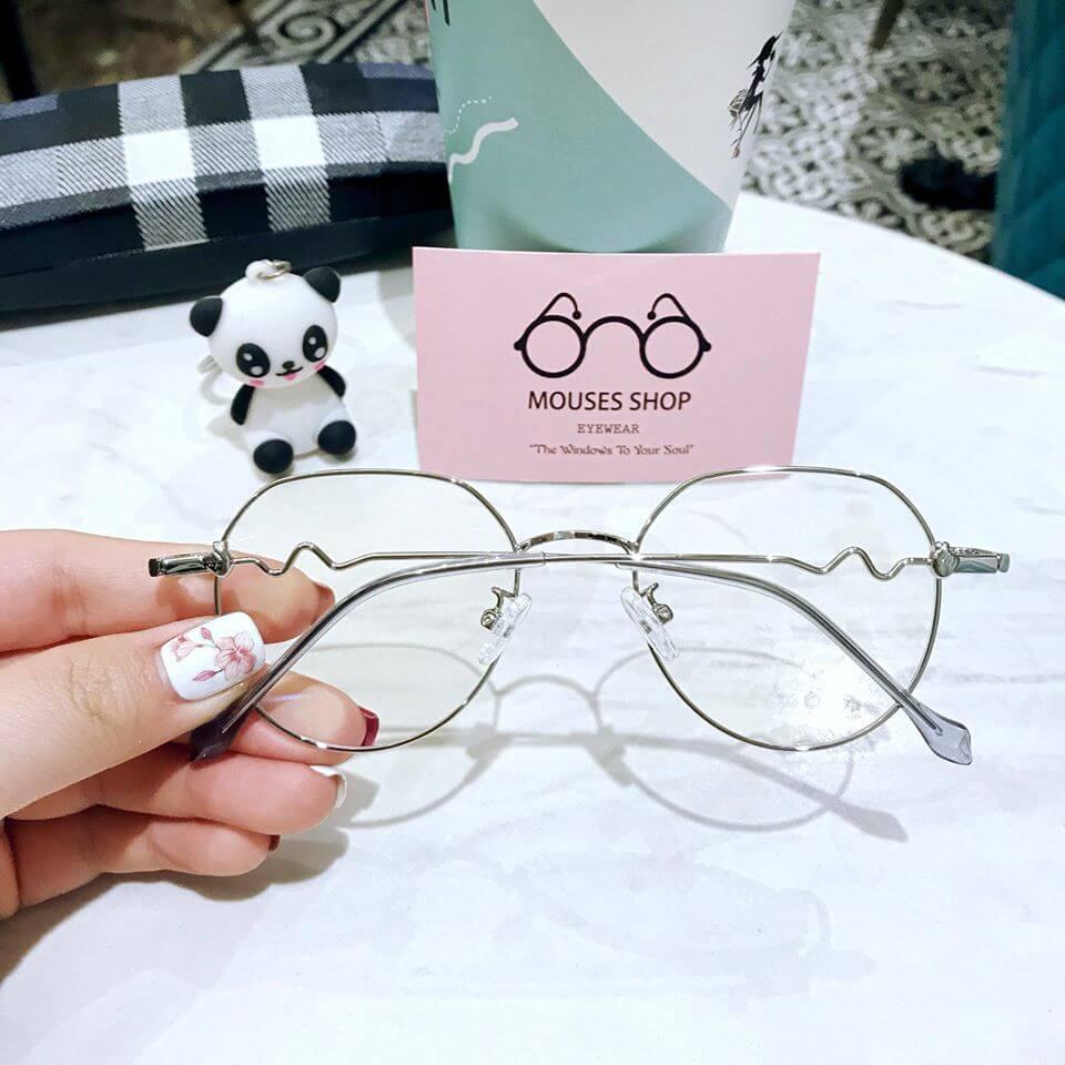 kính mắt tròn đẹp rẻ